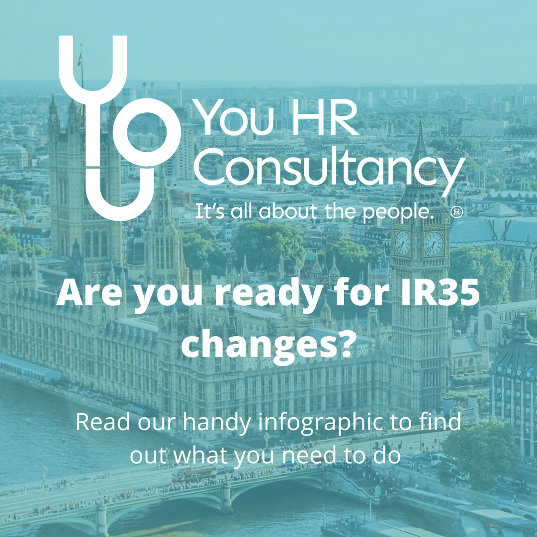 Are you ready for IR35 changes?