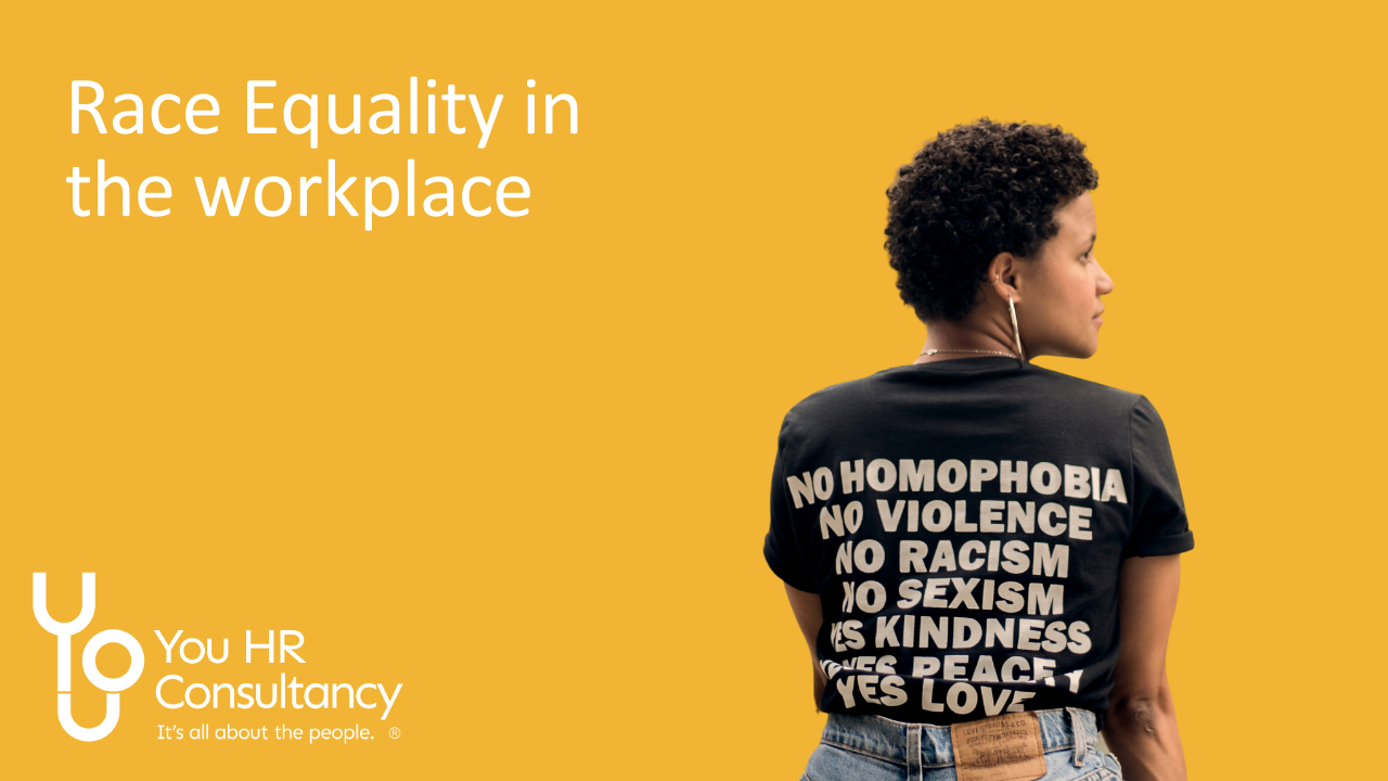 Race Equality in the Workplace