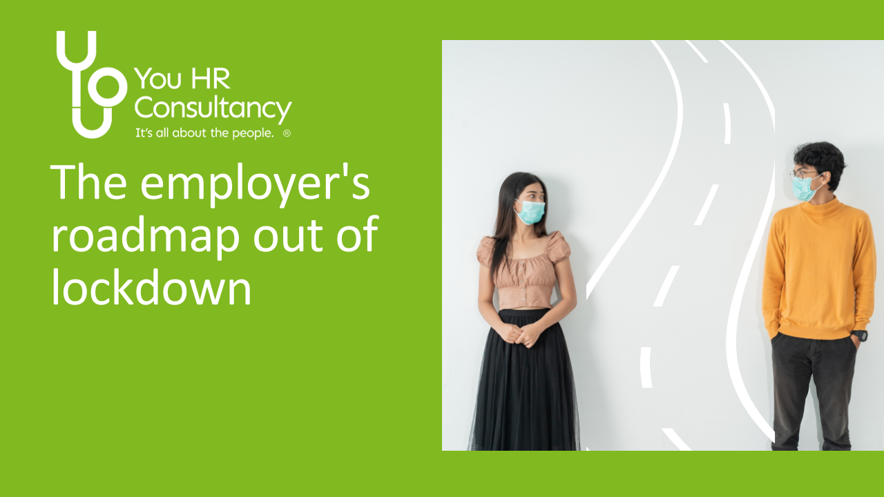 The employers roadmap out of lockdown